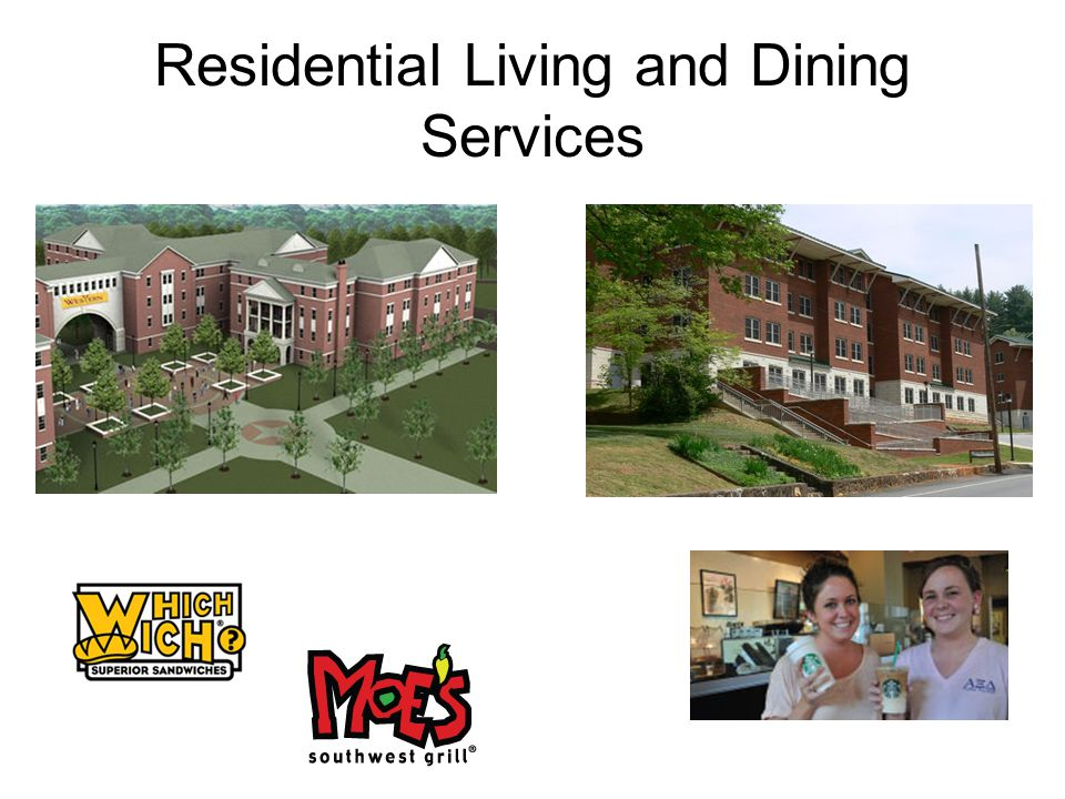 Residential Living and Dining Services