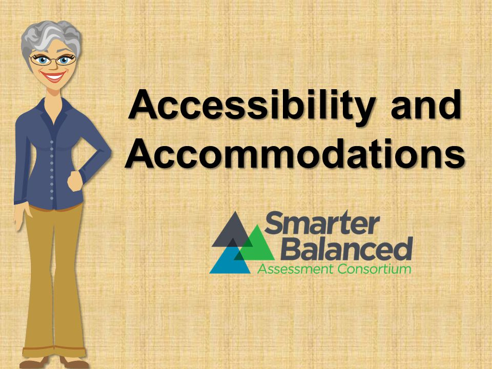 7) Scribe Non-Embedded Accommodations For ELA Writing Items