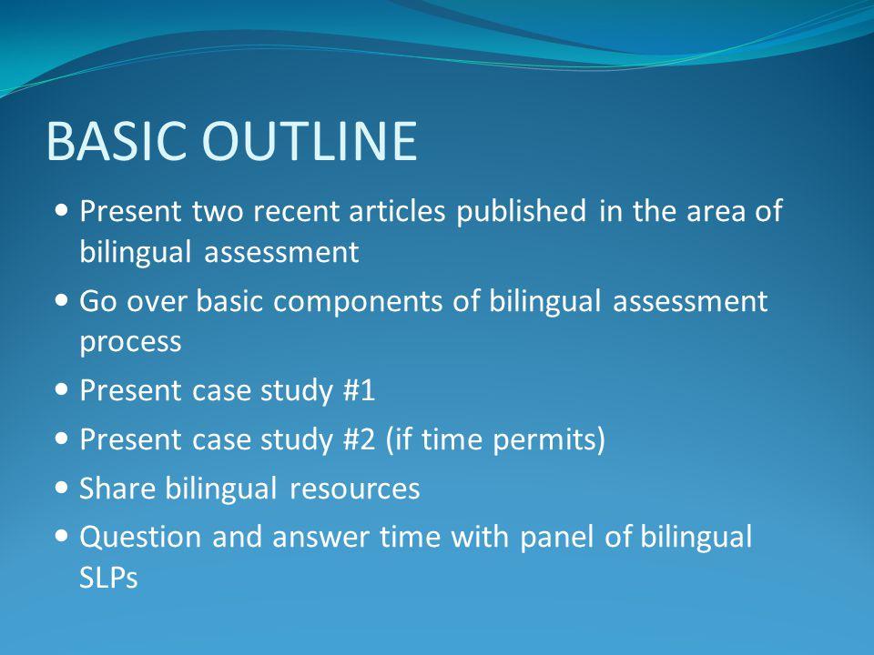 IV.Additional Evaluation Information D.