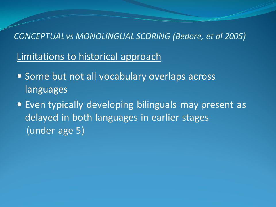 LANGUAGE PROFICIENCY AND ABILITY (Jacobsona and Waldena 2013) ABILITY VS.