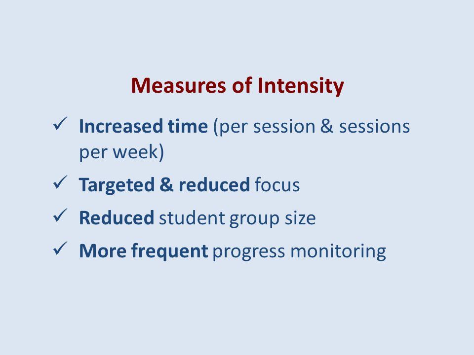 9 MTSS & the Problem-Solving Process Tier 3: Intensive, Individualized Interventions & Supports Most intense instruction/intervention based on student need provided in addition to/aligned with Tier 1 & 2 academic/behavior instruction & supports.