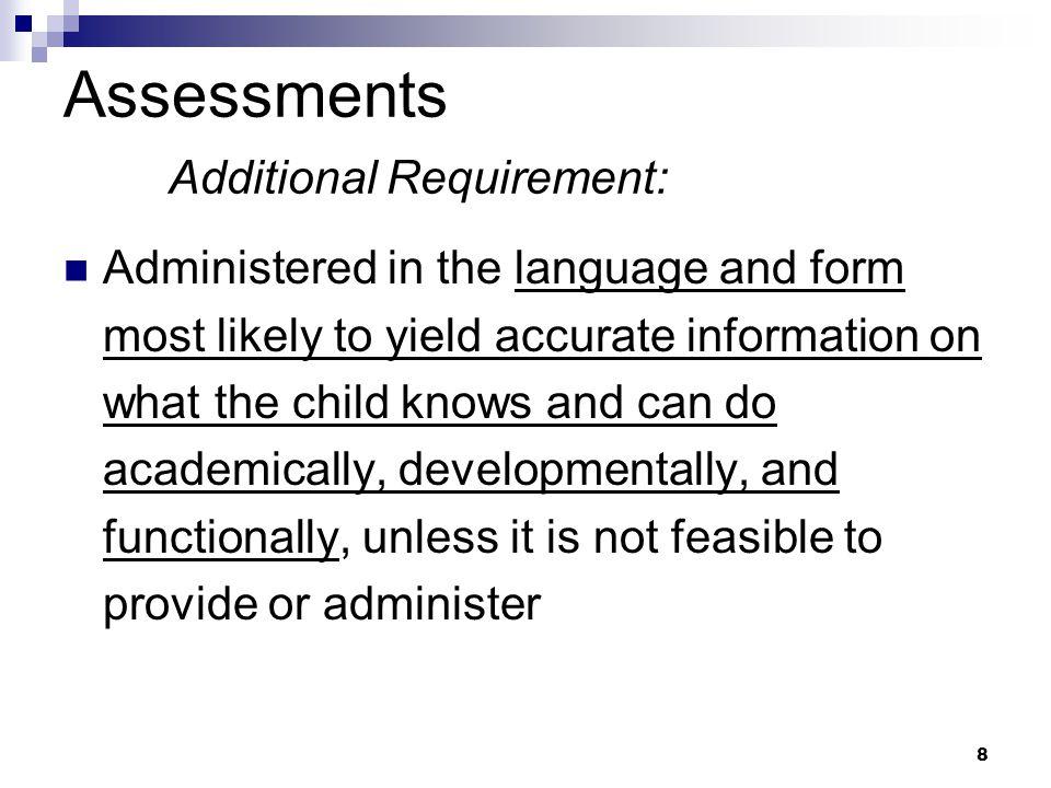 38 Procedural Safeguards