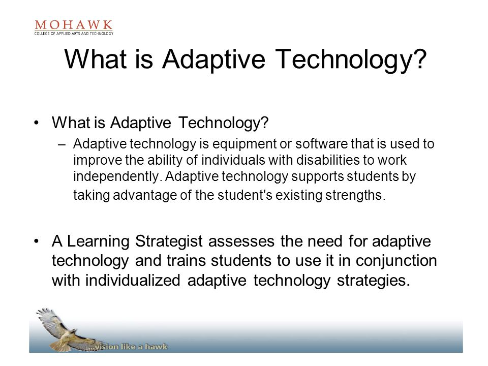 What is Adaptive Technology.