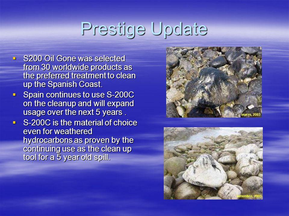 Spanish Prestige Oil Spill