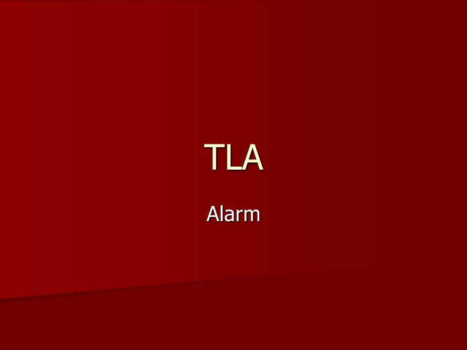 TLA Alarm