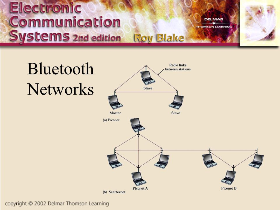 Bluetooth Networks
