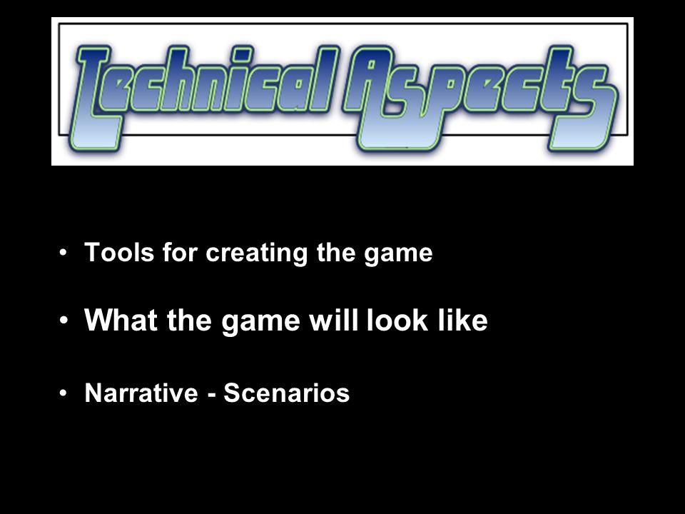 Gameplay: Training Scenario