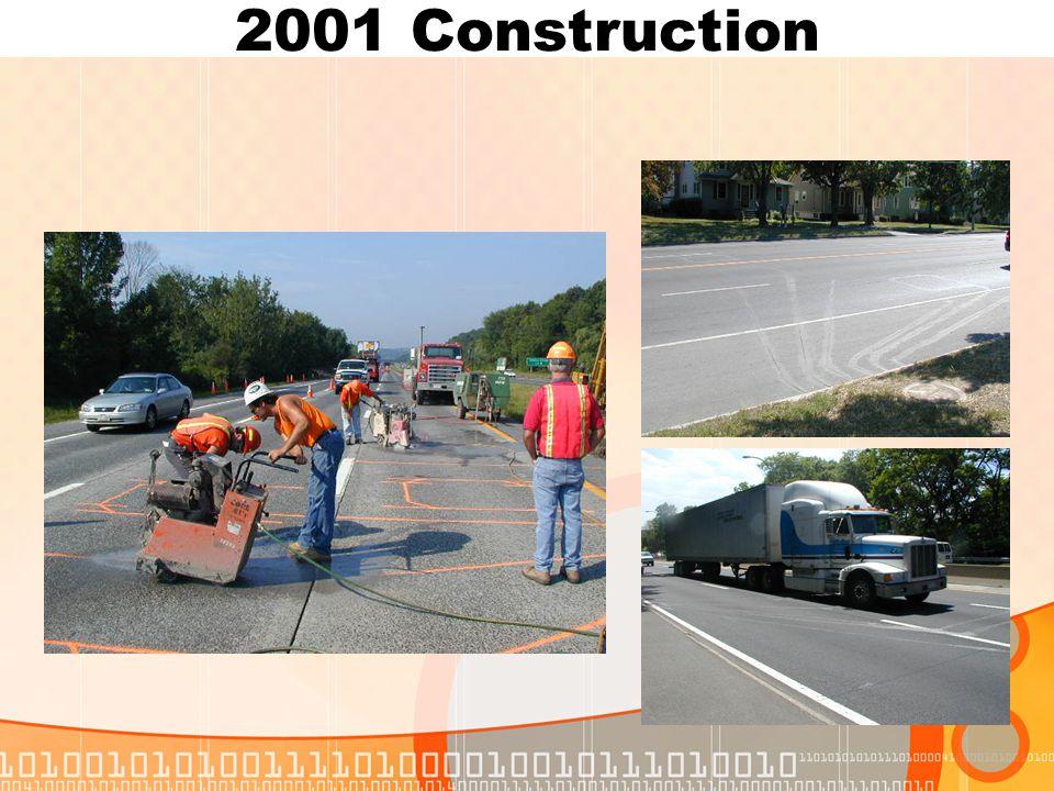 2001 Construction