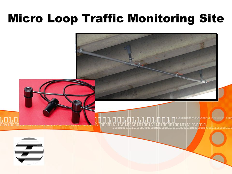 Micro Loop Traffic Monitoring Site