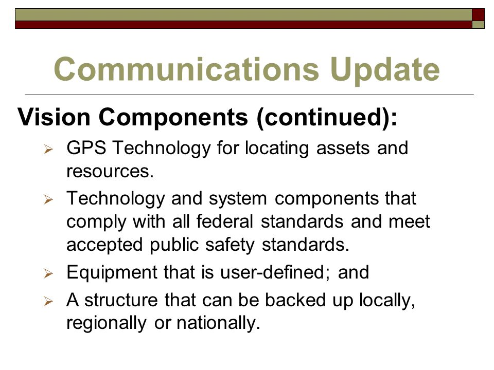 Communications Update TWO-WAY (continued):  First 5,000 Model 1501 pagers with standard charger at a price of $155 each.