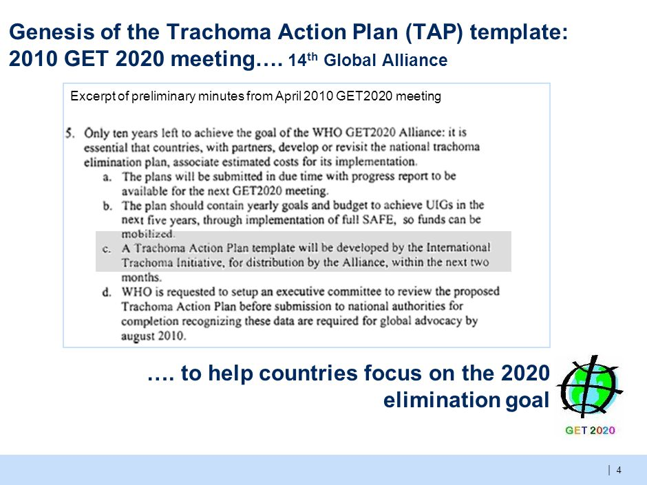 | 15 We also developed a set of short-term milestones for the next two years All Districts 2,216 6 Districts Trachoma Summit 2011 Not all