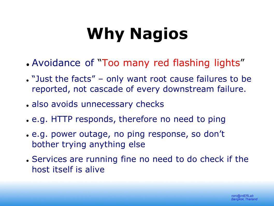 nsrc@intERLab Bangkok, Thailand Status Map of MC Network From Nagios