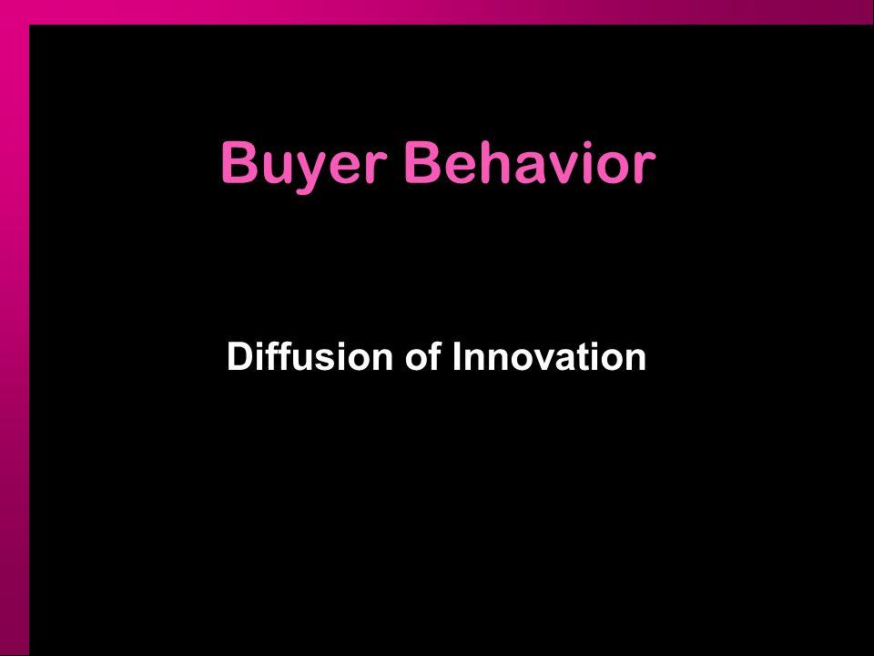 Interpersonal Communication Categories Low on opinion leadership, high on opinion seeking.