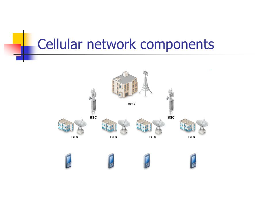 Cellular network components