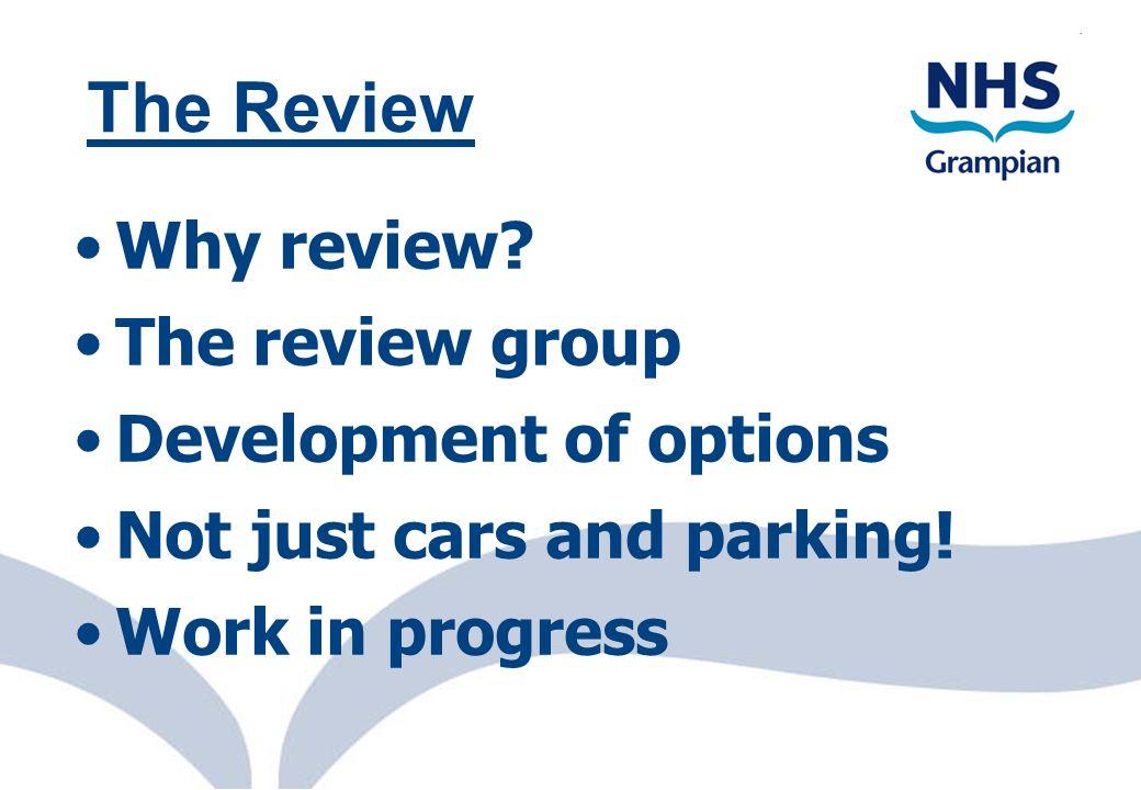 eProcurement Scotl@nd 3 Car Park Charging Civil Penalties (fines) Multi-Storey Car Park Site Development Framework (masterplan) Key Issues