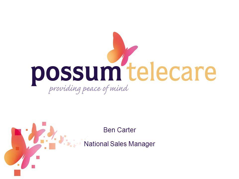Ben Carter National Sales Manager