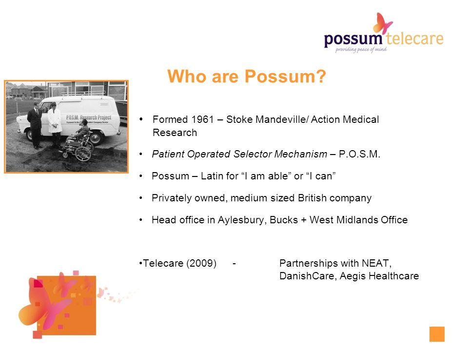 Who are Possum.
