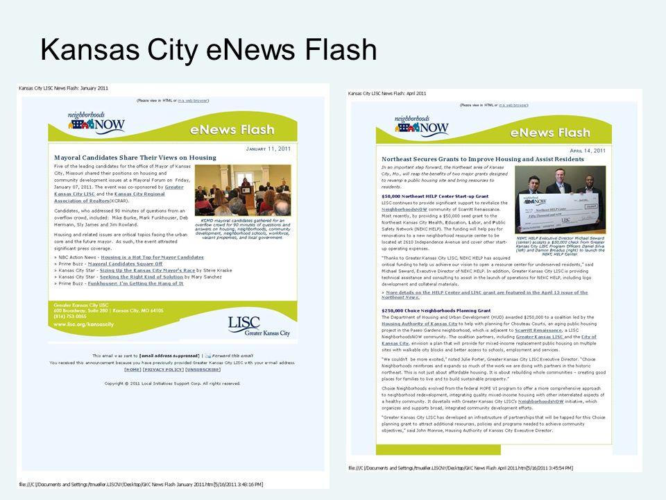 Kansas City eNews Flash