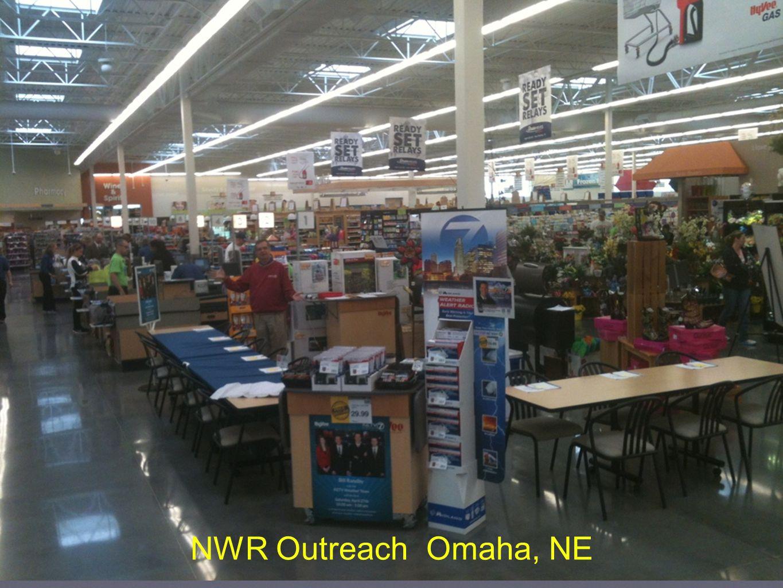 NWR Outreach Omaha, NE