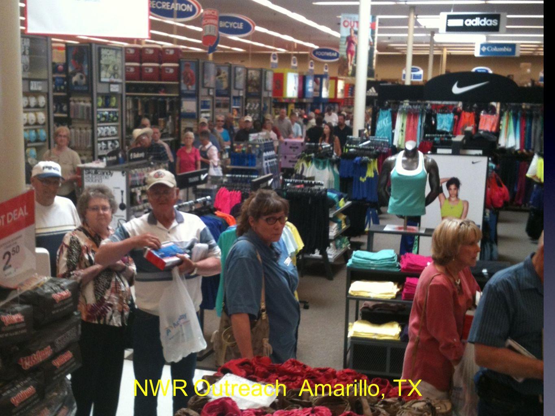NWR Outreach Amarillo, TX