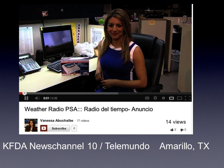 KFDA Newschannel 10 / Telemundo Amarillo, TX