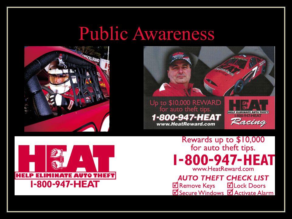 Public Awareness RICHMOND – MAY 2003