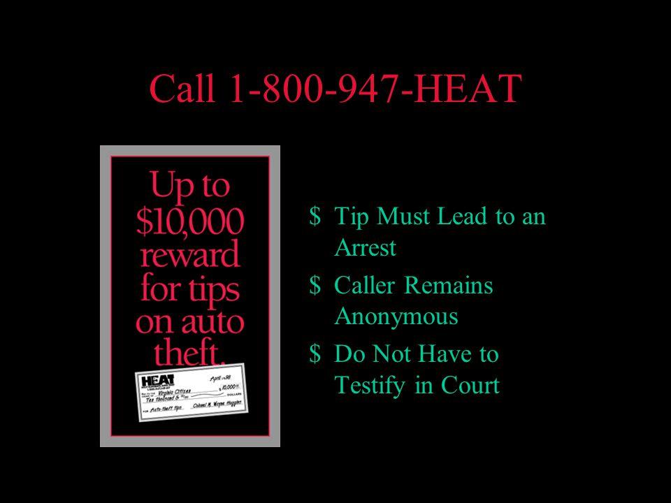 Recognizing Law Enforcement Officers & Agencies Enforcement Recoveries Prevention Intelligence LEO SummerHEAT Operation HEATWave