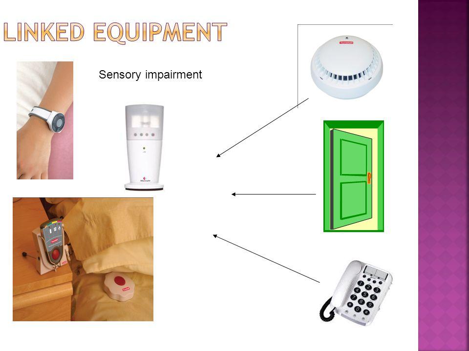 Sensory impairment