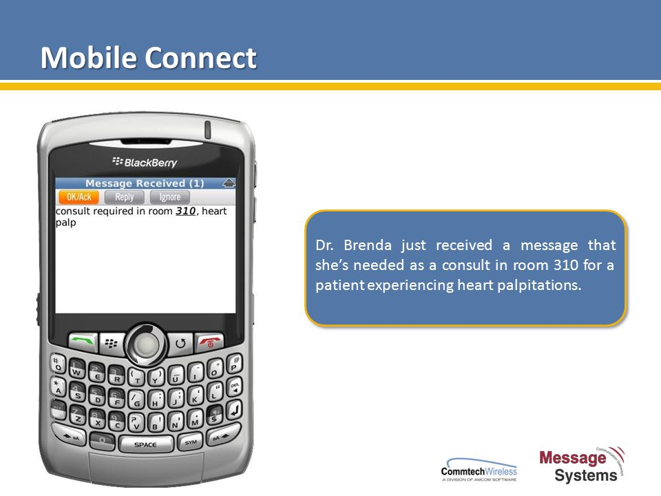 Mobile Connect Dr.