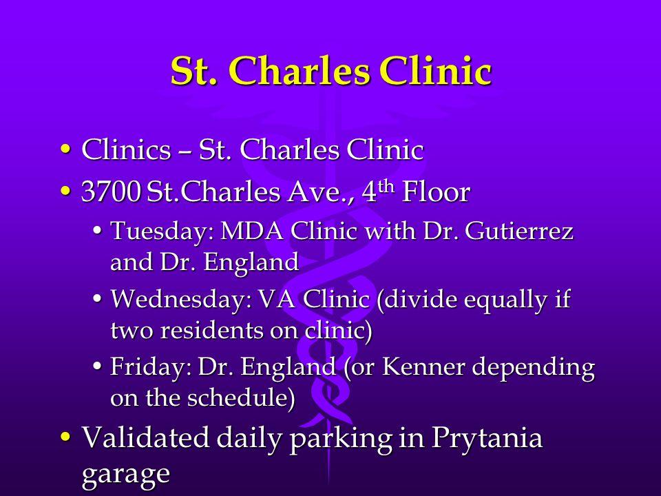 St. Charles Clinic Clinics – St. Charles ClinicClinics – St.