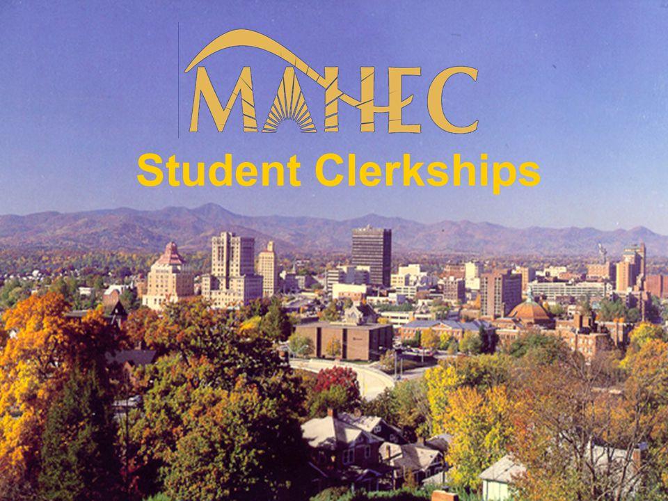 Student Clerkships