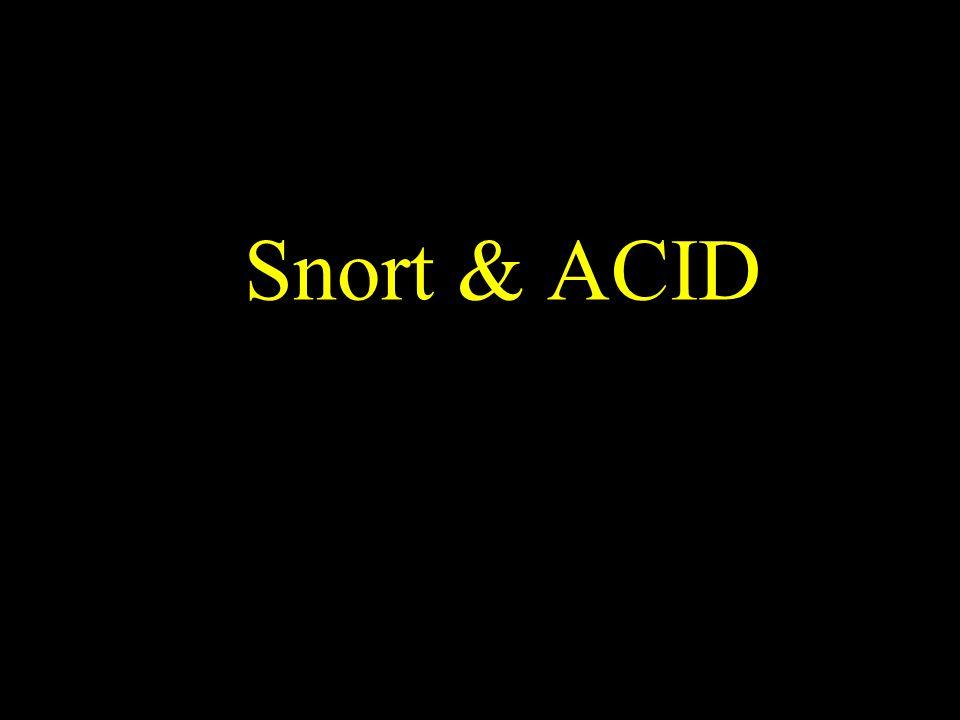 Snort & ACID