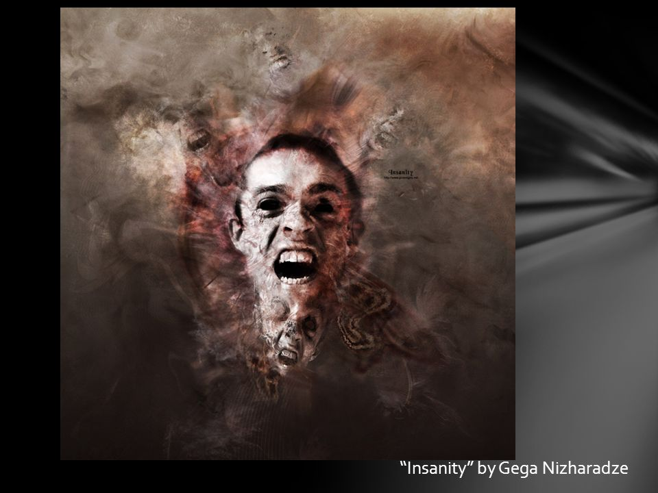 """Insanity"" by Gega Nizharadze"