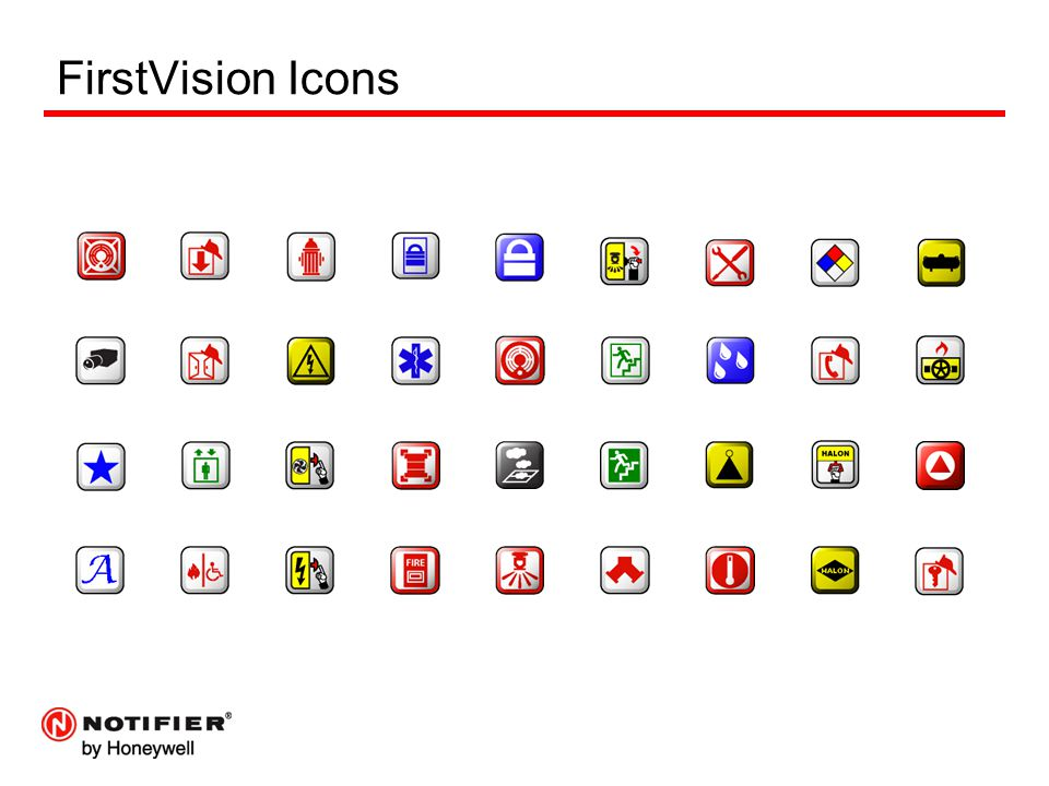 FirstVision Icons