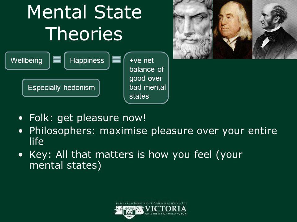 Mental State Theories Folk: get pleasure now.