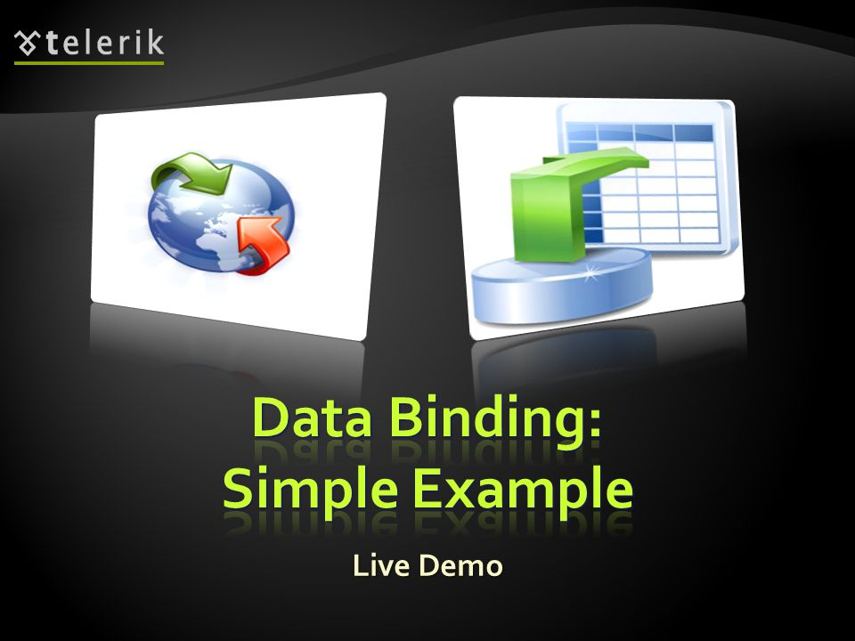  Controls that are bound to a data source are called list-bound controls  ListBox, DropDownList, CheckboxList, RadioButtonList  DataList  Shows data in a template-based predefined pattern  GridView  Shows data in a table  Repeater  Shows data in a template designed by the programmer 7