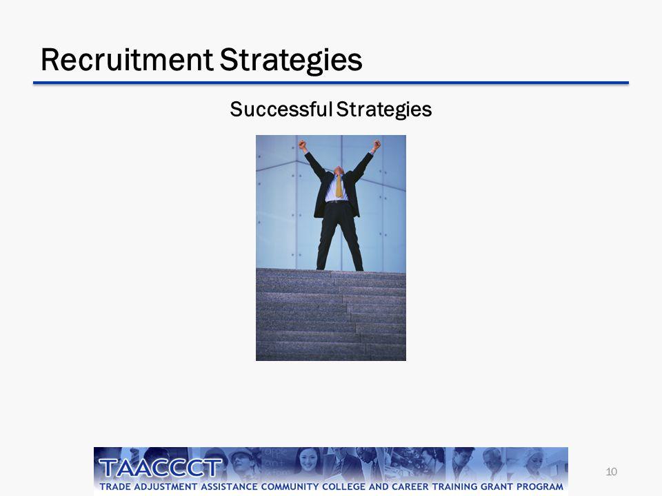 Recruitment Strategies Successful Strategies 10