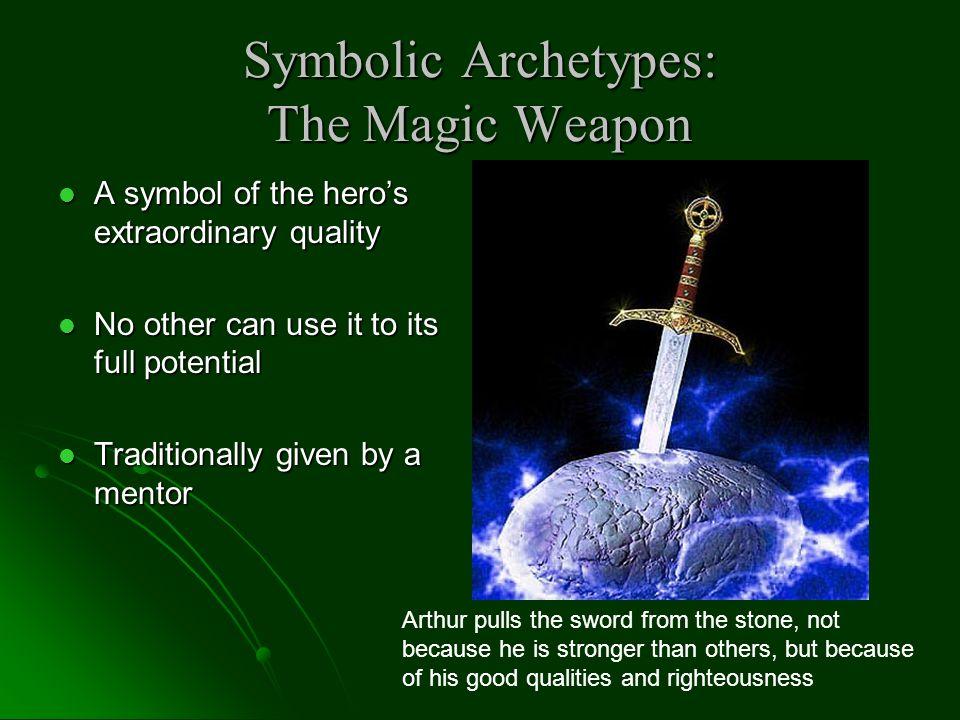 Symbolic Archetypes: Innate Wisdom vs.