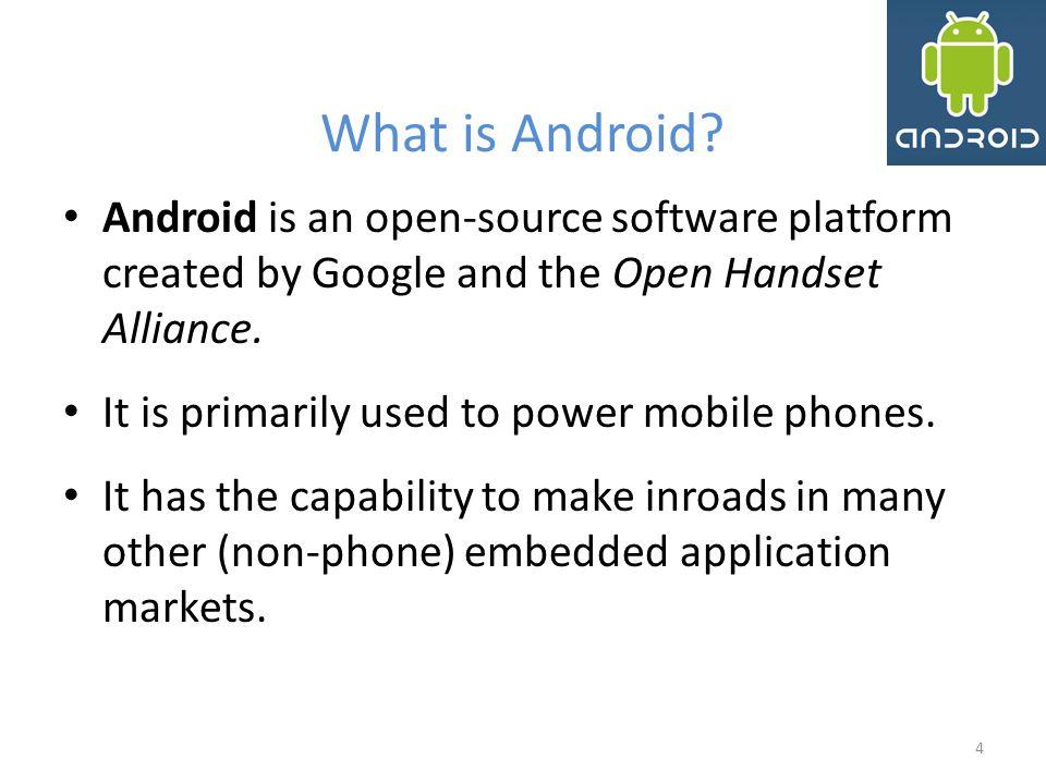 Dalvik Virtual Machine User application, cũng nh ư các ứng dụng core Android, đư ợc viết bằng Java và đư ợc dịch thành byte code.