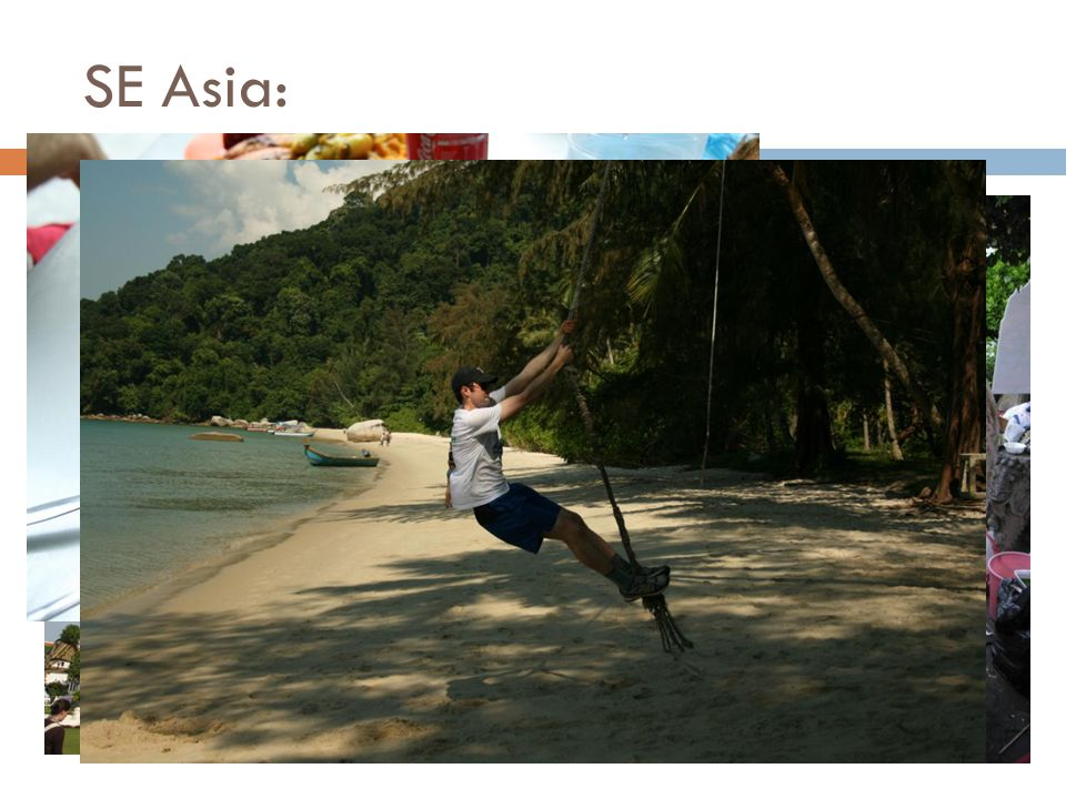 SE Asia: