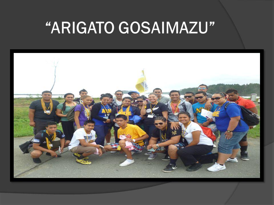 ARIGATO GOSAIMAZU