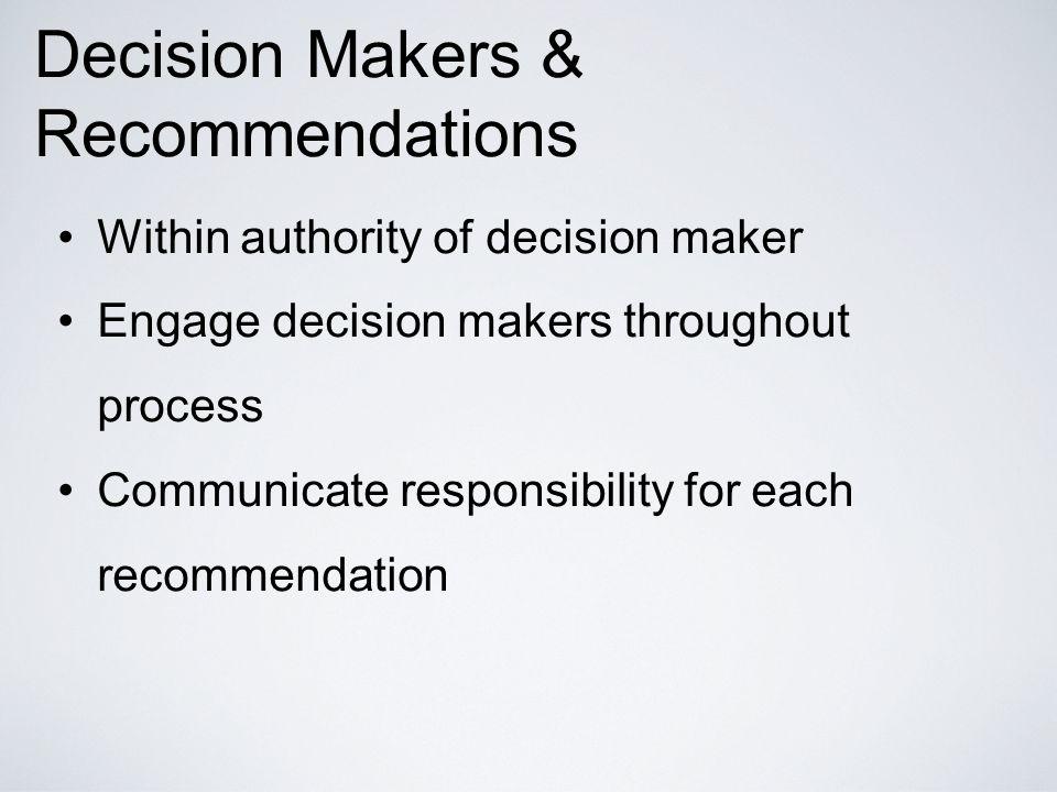 Reporting – Communication Strategies