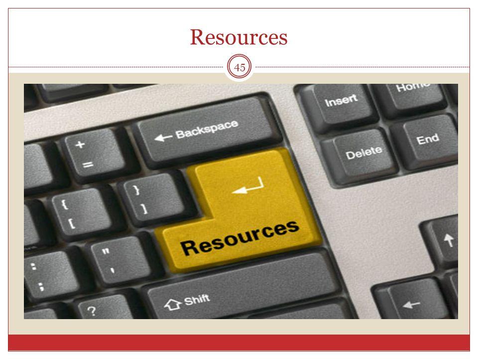 Resources 45