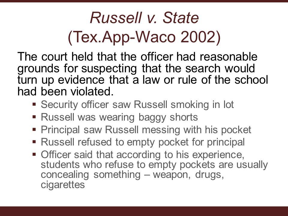 Russell v.