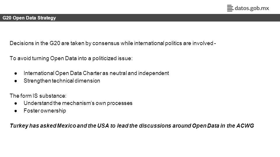 International Consultation on OD Charter February 24, 2015