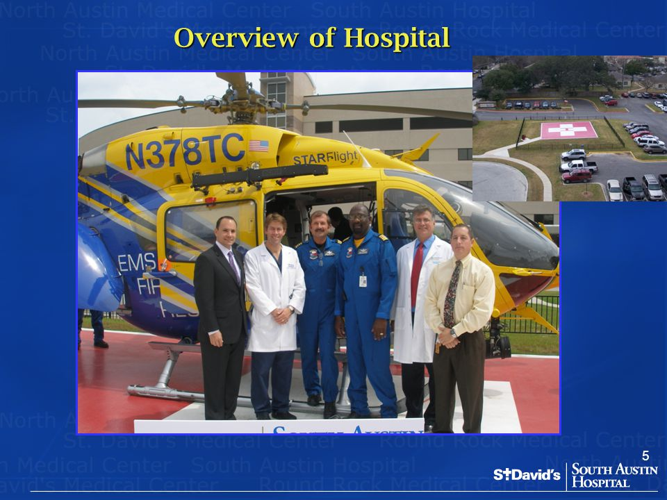 5 Overview of Hospital