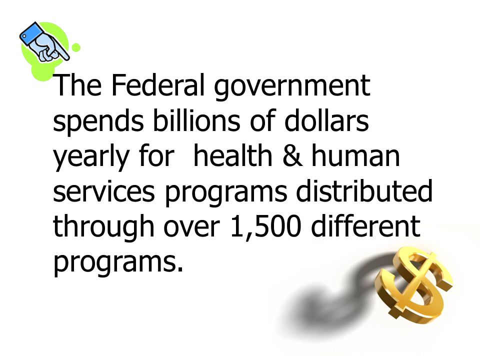 Federal Funding Overview