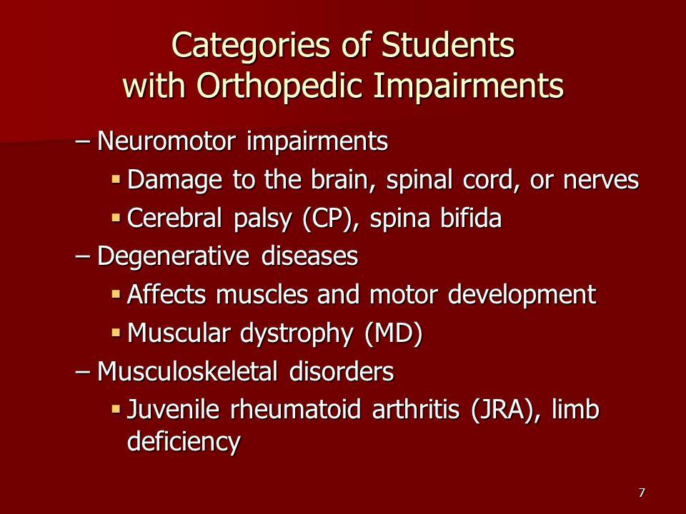 8 Spinal Development