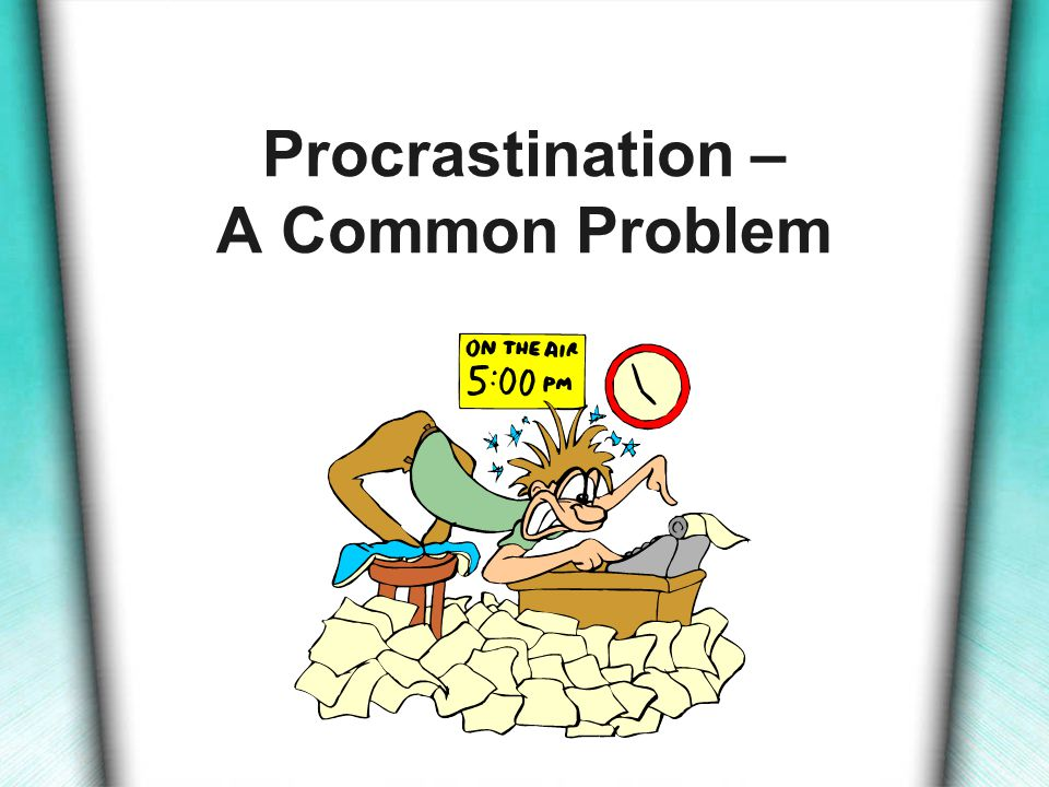 Writing Mistake #10 Failing to Pace Oneself (Work smart and hard.) Corrections: As soon as you receive the assignment, start working on it so that you will have time to do at least two proofreads and one revision before submitting it.