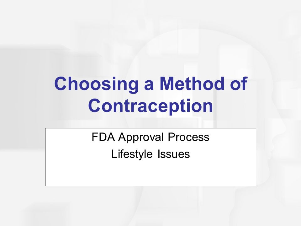 Hormonal Methods for Women: The Pill, the Patch, and More  Combined-Hormone Methods  Birth Control Pills  Hormonal Ring  Hormonal Patch  Progestin-Only Methods  Subdermal Implants  Hormonal Injectibles